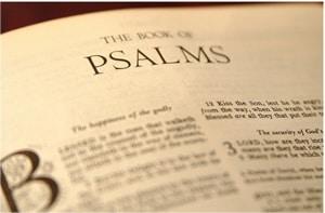 Psalms in Latin