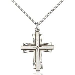 Sterling Silver Cross