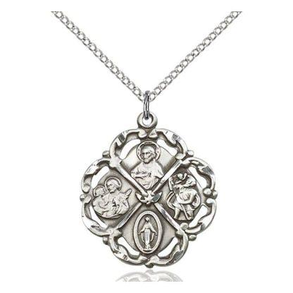 Traditional Catholic Medal