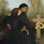 Prayers for dead rosary