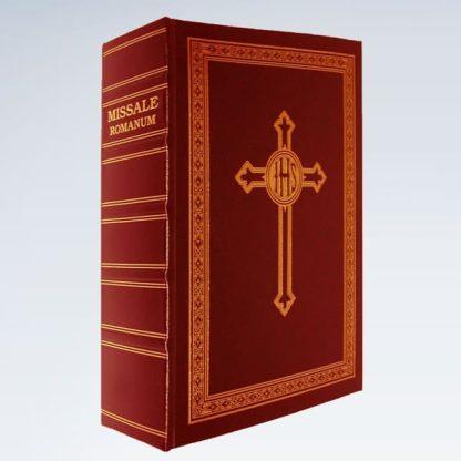 Tridentine Altar Missal - 1962 Missale Romanum for Traditional Latin Mass