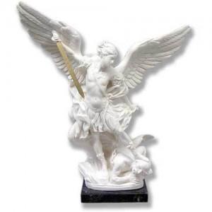 Saint Michael Statue