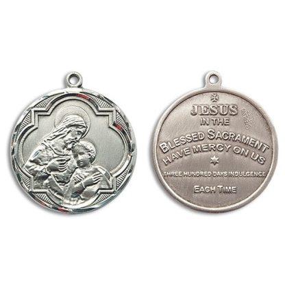 Blessed Sacrament Medal of Jesus Christ