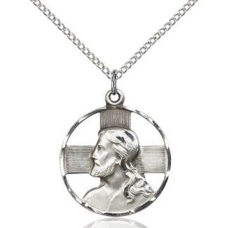 Head of Christ Pendant