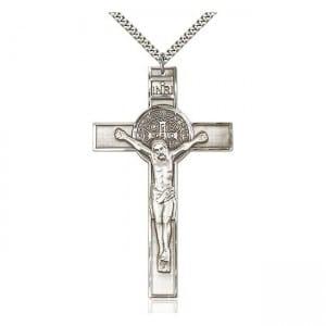 St Benedict Crucifix Pendant