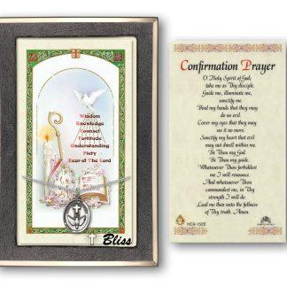 Confirmation Prayer Cards