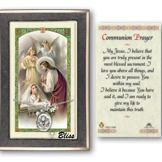 First Holy Communion Prayer Prayer Cards