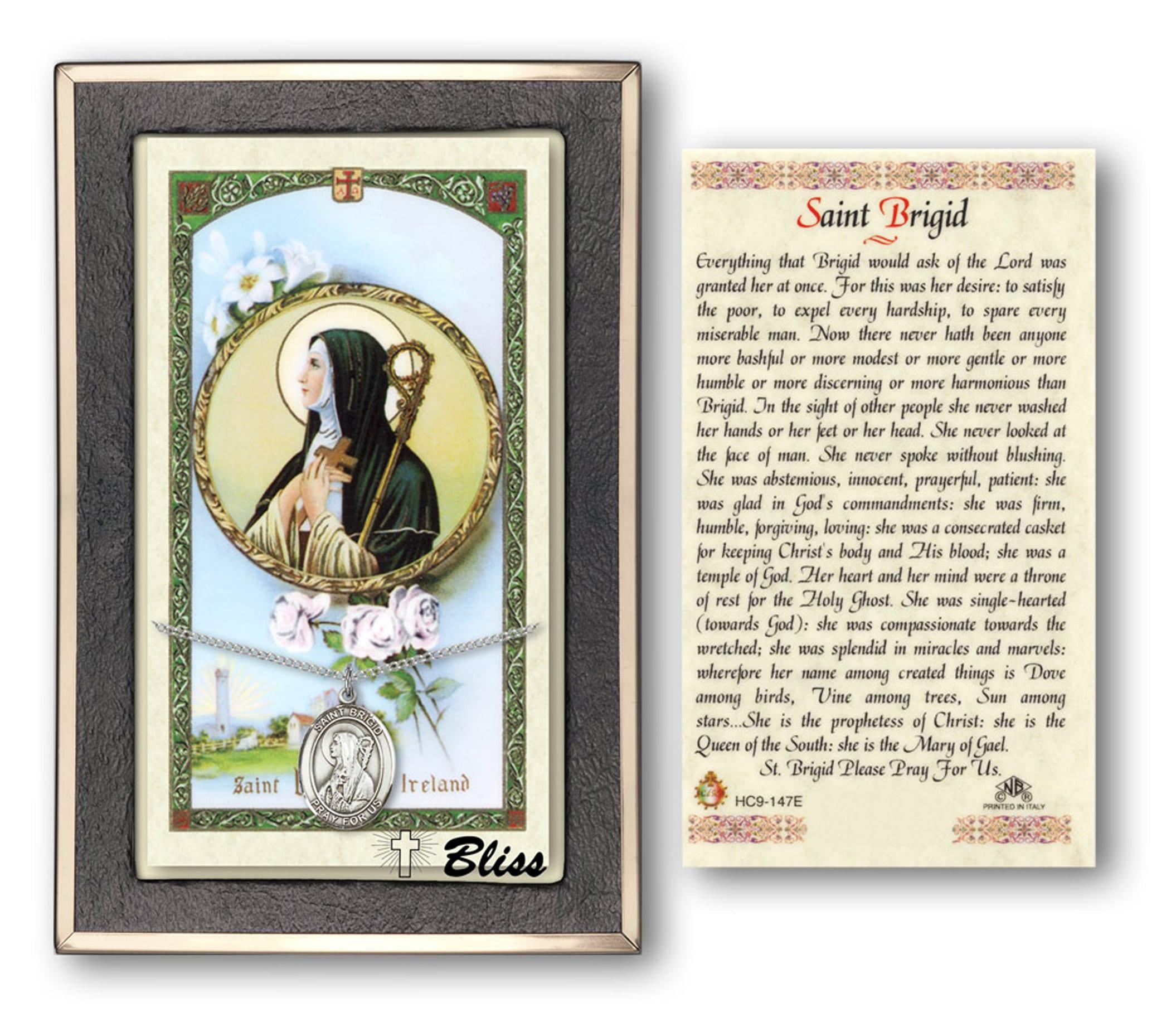 Brigid prayer saint Bridget of