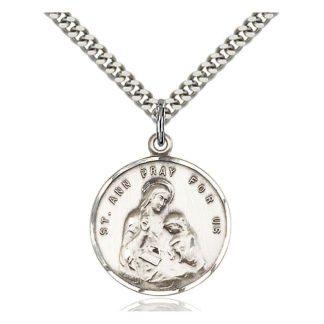 Saint Ann Medal Pendant