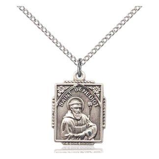 Saint Benedict Pendant Medal