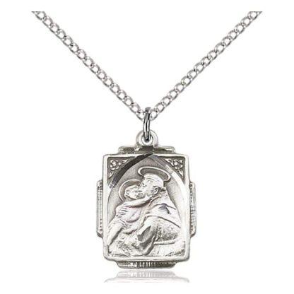 Saint Anthony Medal Pendant