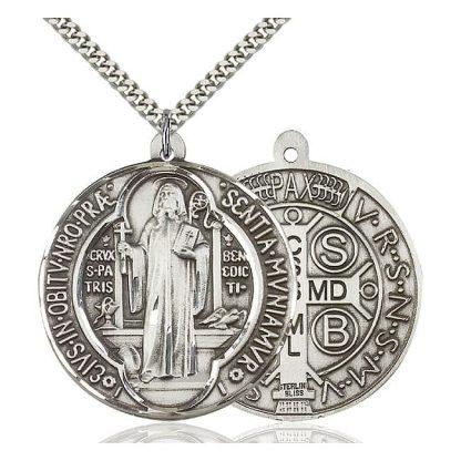 St Benedict Medal Pendant