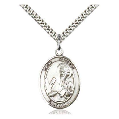 Saint Andrew the Apostle Medal Pendant
