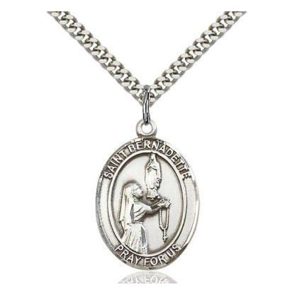 Saint Bernadette Medal
