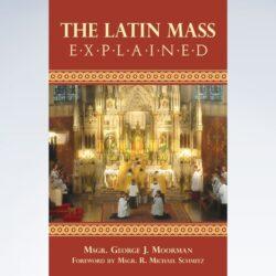 Traditional Latin Mass Book