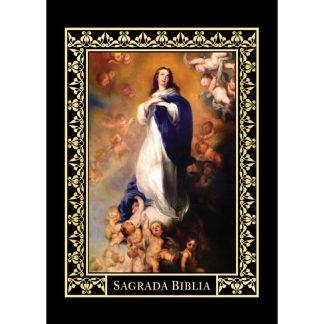 SAGRADA BIBLIA Edición Inmaculada BIBLIA CATÓLICA FAMILIAR