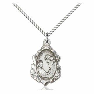 Saint Cecilia Medal Silver