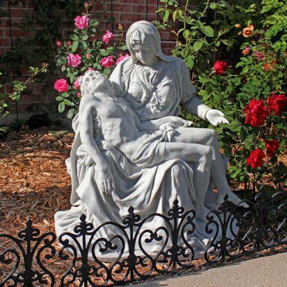 Pieta Statue by Michelangelo