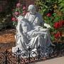 Lawn and Garden Pieta Statue