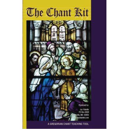 Gregorian Chant Booklet