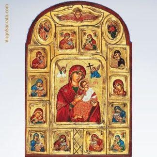 Byzantine Madonna Icons