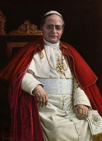 Pope Pius XI on religious unity