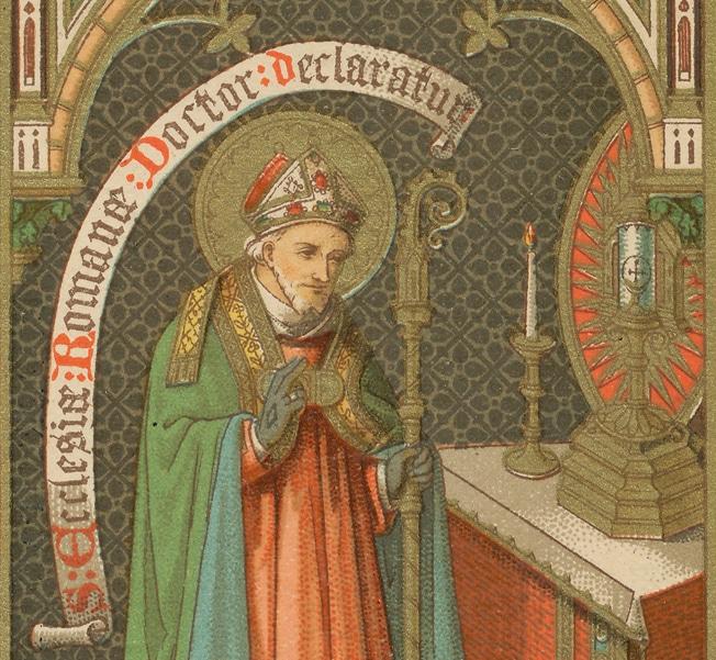 St. Alphonsus Mary De Ligouri