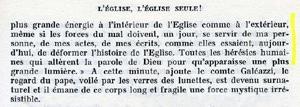 Georges Roche & Philippe Saint Germain, Pie XII devant l'Histoire