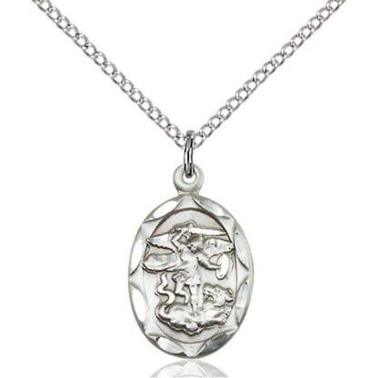 Saint Michael the Archangel medal