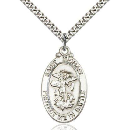 Saint Michael Medal