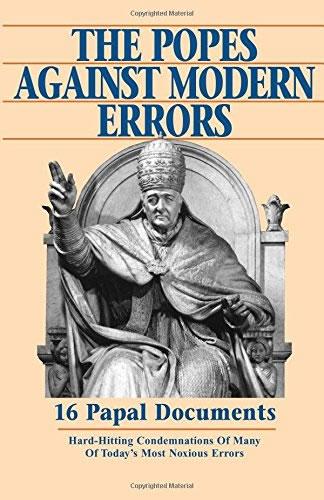 Papal Condemnations of Freemasonry