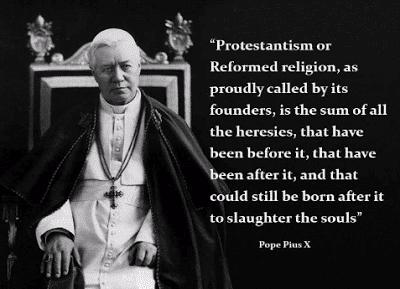 Protestant heresy