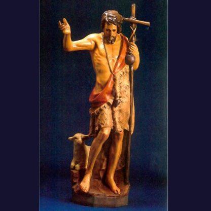 St-John the Baptist Statue