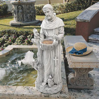 St Francis of Assisi Garden Sculpture