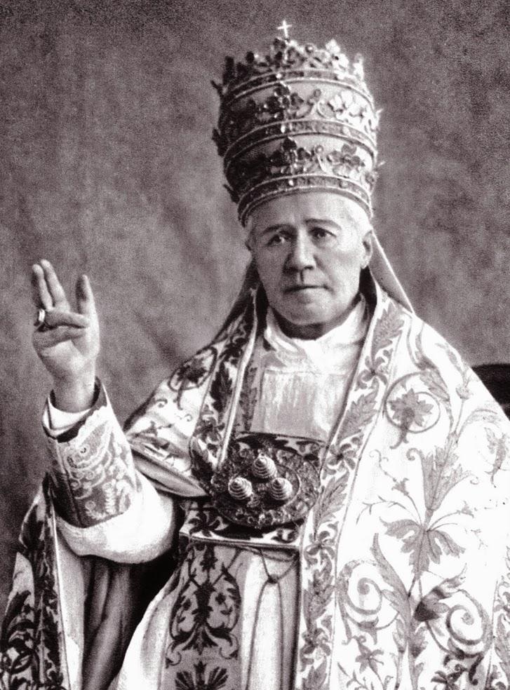 Pope Pius-X