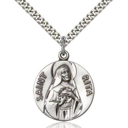 Saint Rita Pendant