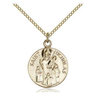 Saint Nicholas Gold Medal