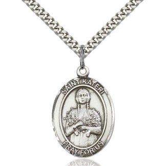 St Kateri Necklace