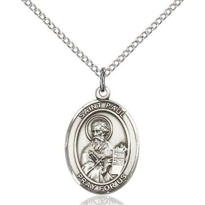 St Paul the Apostle Medal Pendant