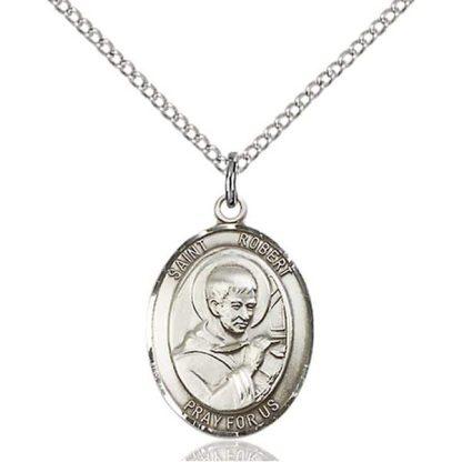 St Robert Bellarmine Medal Pendant