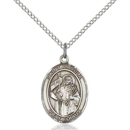 St Ursula Medal Pendant