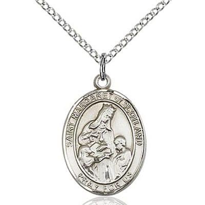St Margaret of Scotland Pendant
