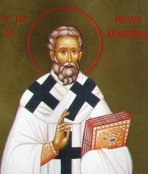 Bishop Niceta of Remesiana