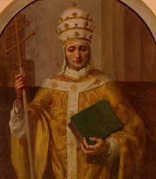 Pope Saint Leo IX