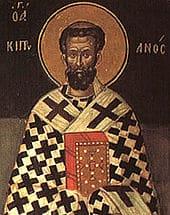 Saint Cyprianus