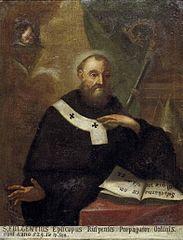 Saint Fulgentius
