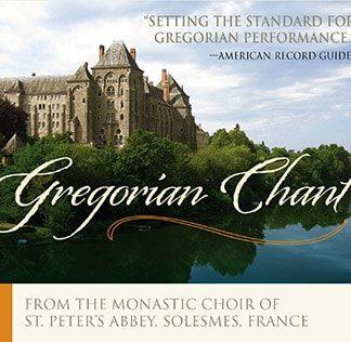 Gregorian Chant & Sacred Music
