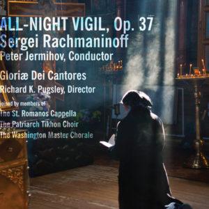 All-Night Vigil CD, Op. 37 by Sergei Rachmaninoff