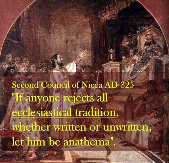 Ecclesiastical Tradition
