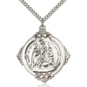 Holy Rosary Medal